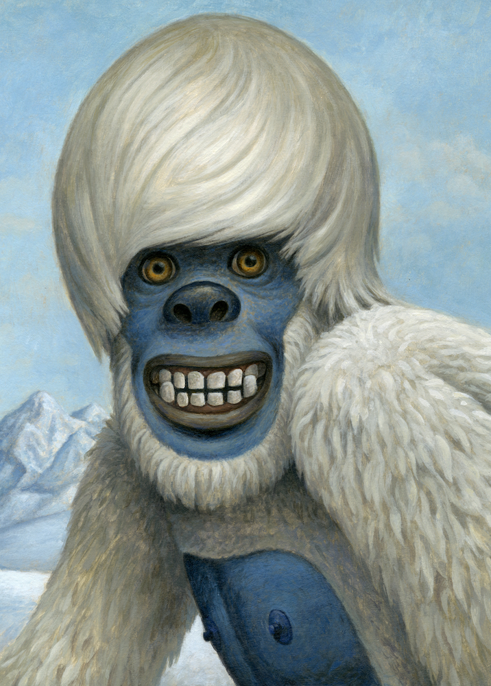 Abominable Bieber