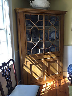 Heidi Lang Antiques and Fine Art, Quechee VT Furniture Collection