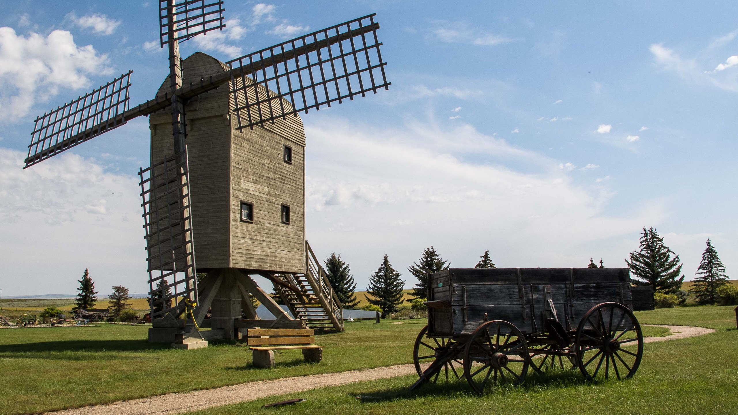 Cdn National Historic Wind Power Ctr