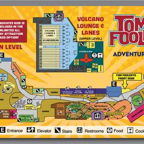 Tom Foolery Pricing Sheet