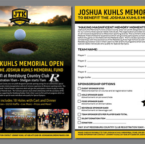 Joshua Kuhls Memorial Open