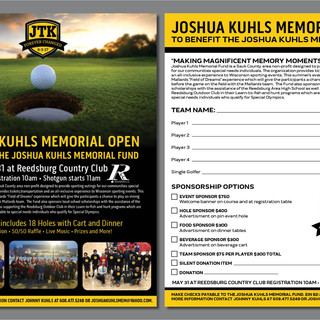 Joshua Kuhls Memorial Open