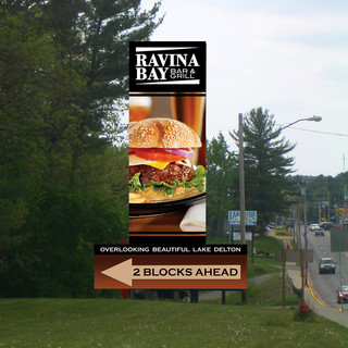 Ravina Bay Billboard