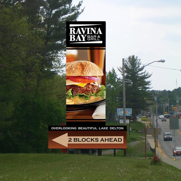 Ravina Bay Billboard
