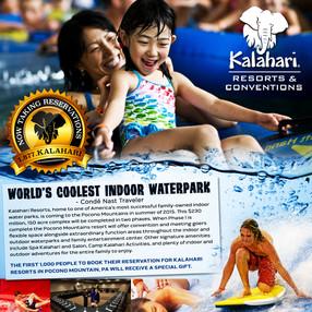 Kalahari Advertisement