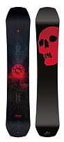 Capita Black Snowboard of Death .png