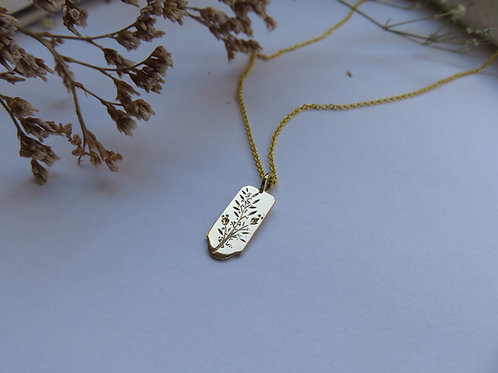 Botanical Adorn Necklace