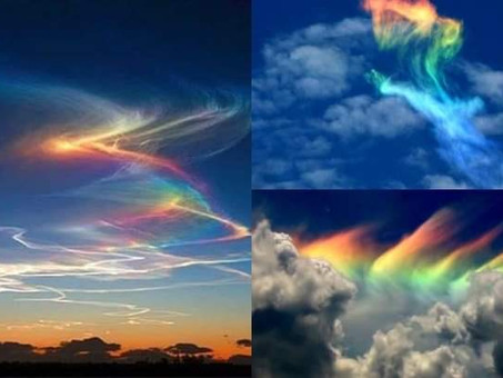 Frequency of light and colour