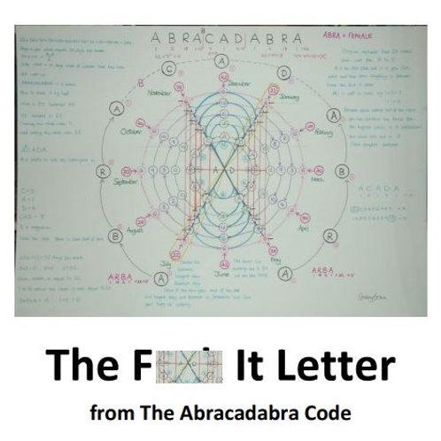 The F* It Letter pdf