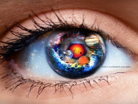 Your eyes are your brain