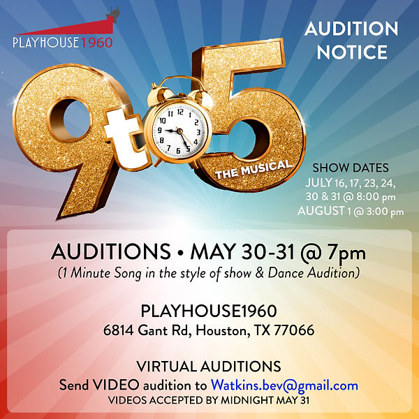9to5 - NEW DESIGN - AUDITION NOTICE-01.j