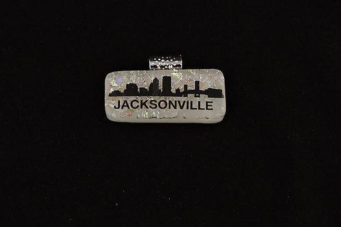 L026 Jacksonville Skyline Pendant