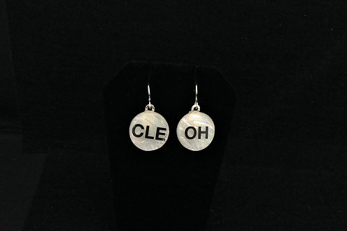 E118 CLE/OH Earrings