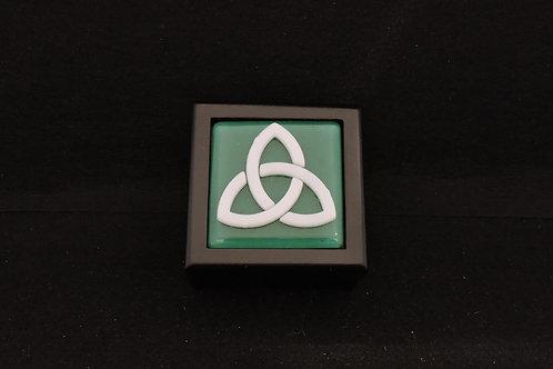 M23 Irish Claddagh Trinket Box