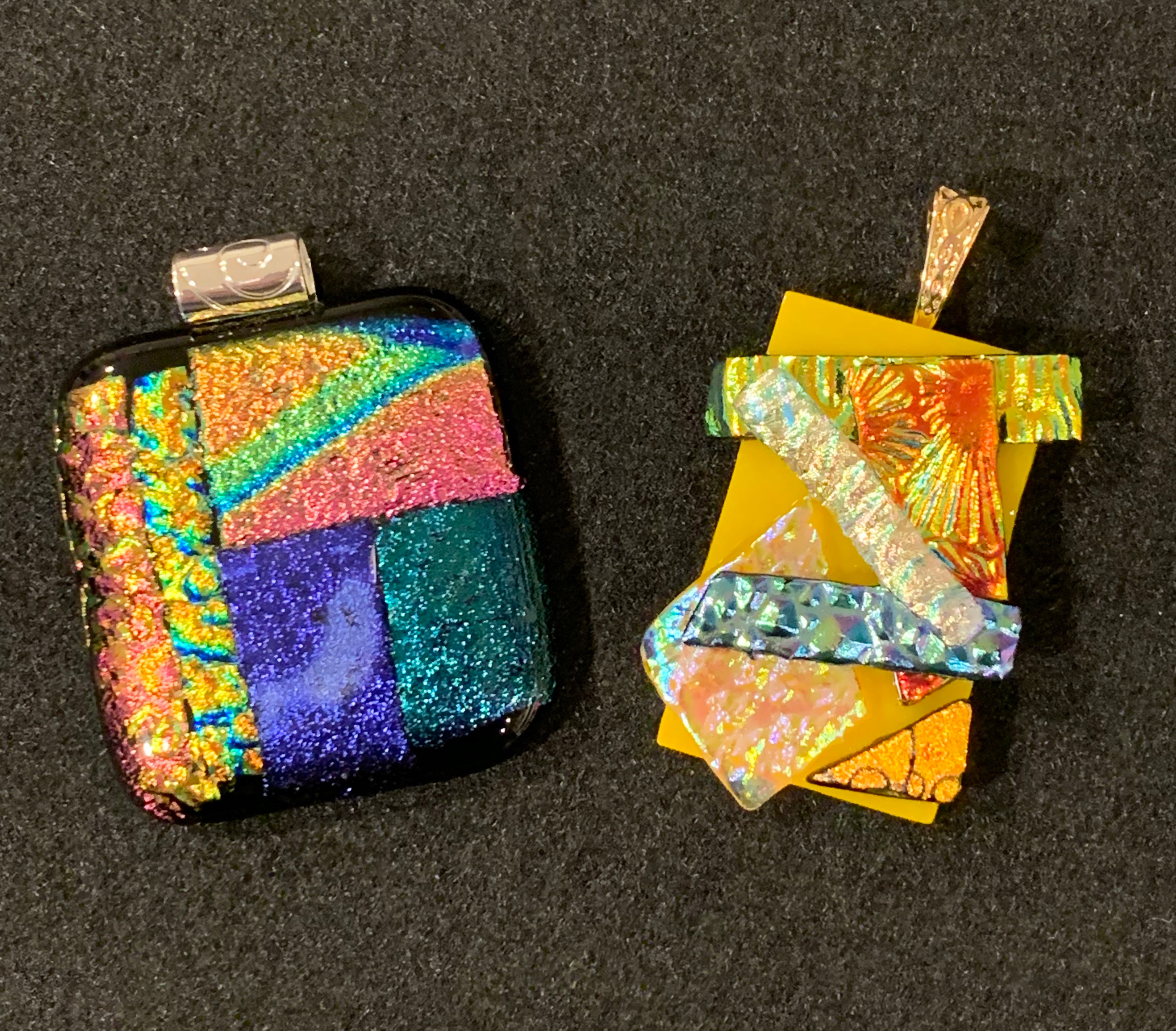 Fused Glass Jewelry Party