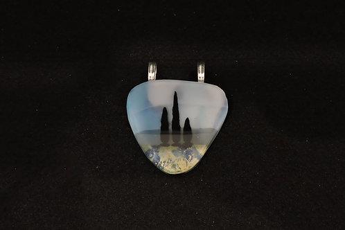 P452 Tuscan Cypress Pendant