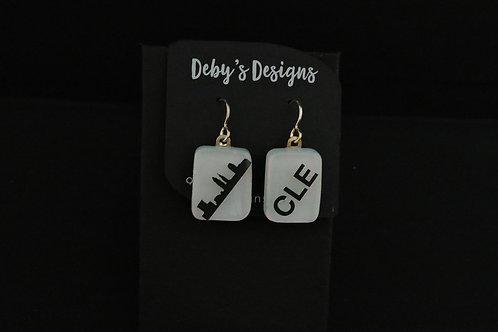 E022 CLE Skyline Earrings