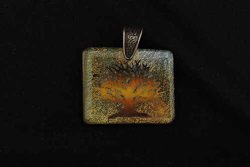 P334 Fall Tree Pendant