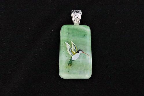 P271 Hummingbird Pendant