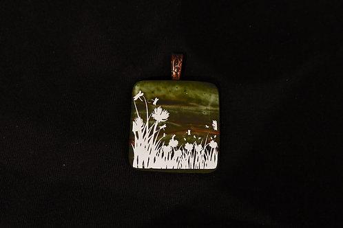 P269 Night Meadow Pendant