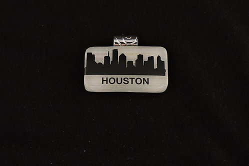 L033 Houston Skyline Pendant