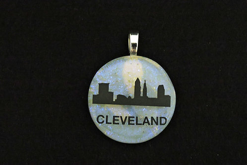 O040 Cleveland Skyline Pendant