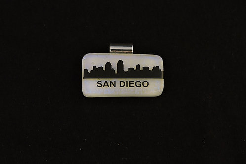 L027 San Diego Skyline Pendant