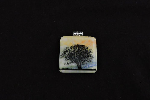 P275 Lone Tree Pendant