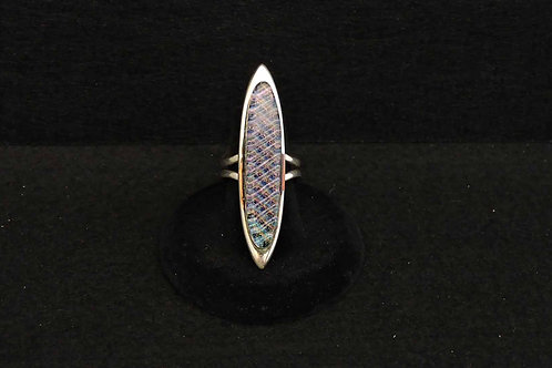 R5 Light Purple Long Ring