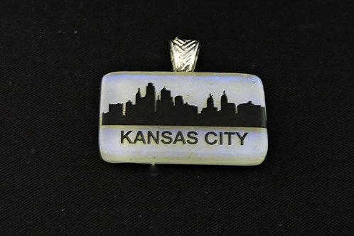 L016 Kansas City Skyline Pendant