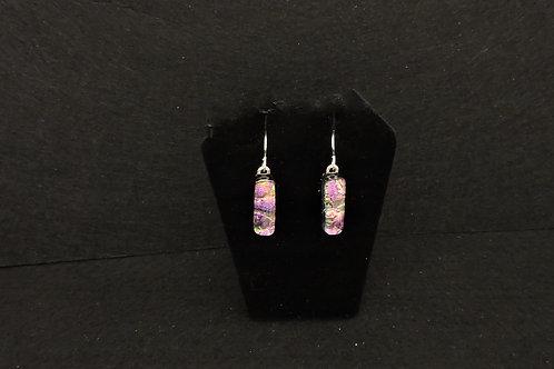 E091 Pink Pop Earrings