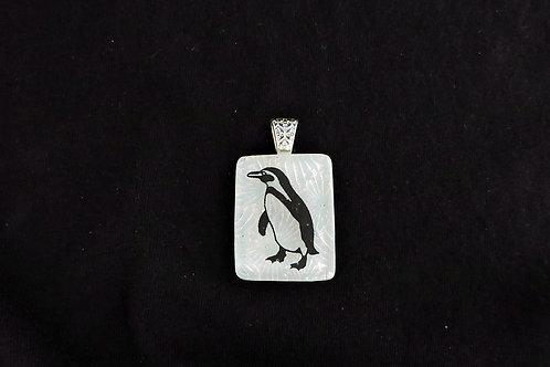 P114 Mr Penguin Pendant