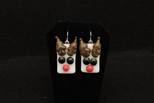 H05 Reindeer Earrings