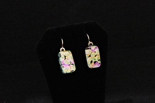 E058 Double Hearts Earrings