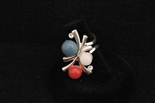R20 Red White & Blue Ring