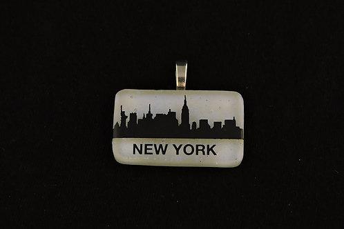 L030 NYC Skyline Pendant