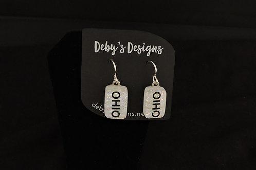 E044 OHIO Earrings
