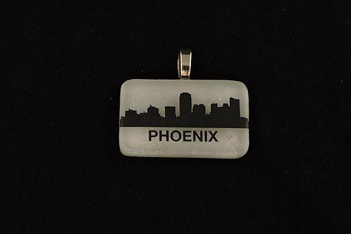 L022 Phoenix Skyline Pendant