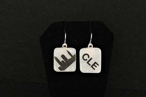 E079 Large CLE Skyline Earrings