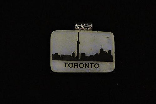 L032 Toronto Skyline Pendant