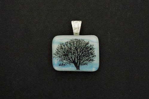 P010 Large Tree Pendant