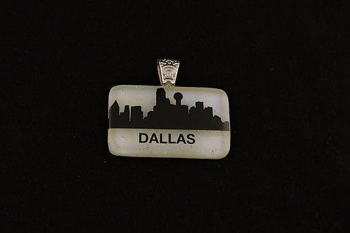 L024 Dallas Skyline Pendant
