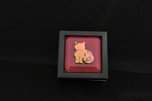 M26 Cute Kitty Trinket Box