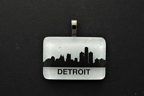 L006 Detroit Skyline Pendant