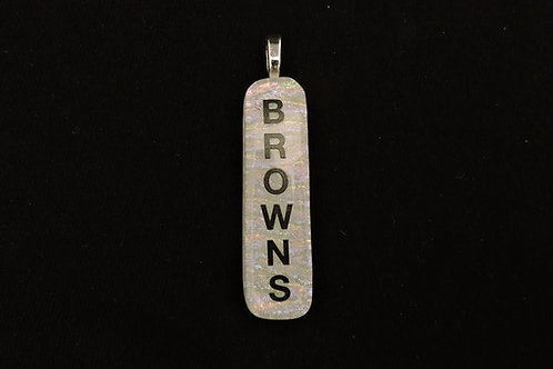 O251 Cleveland Browns Pendant