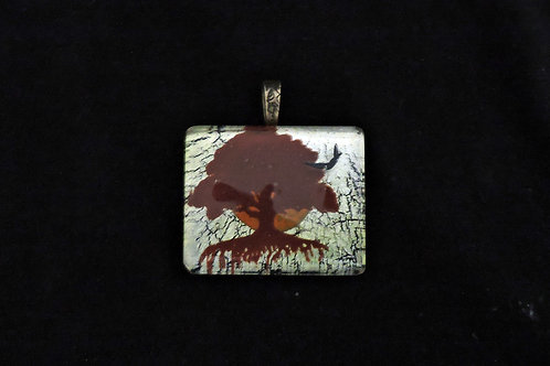 P347 Tree of Life Pendant
