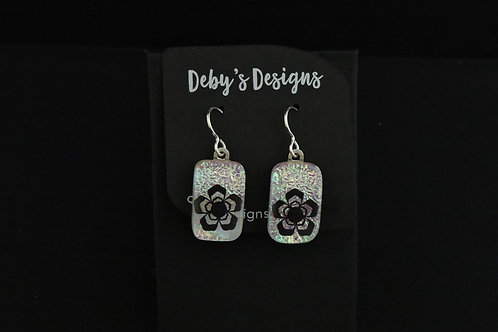 E029 Hippy Flower Earrings