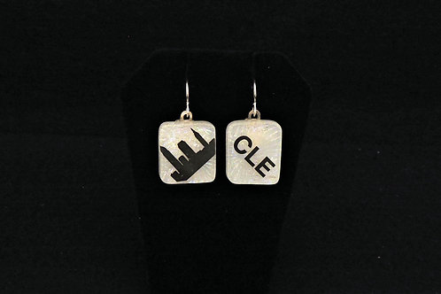 E119 CLE with Skyline Earrings