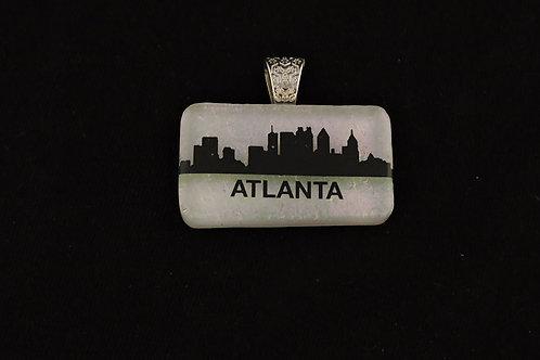 L031 Atlanta Skyline Pendant