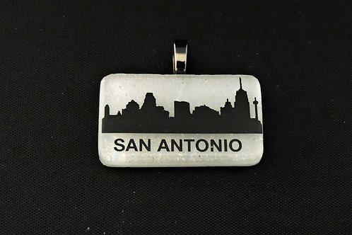 L019 San Antonio Skyline Pendant